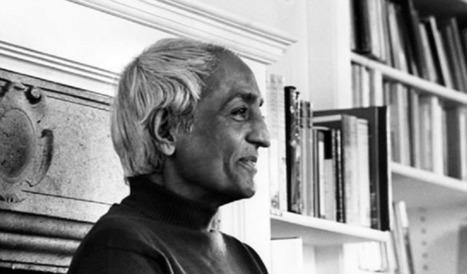 La Verdadera Educación según Krishnamurti | desdeelpasillo | Scoop.it