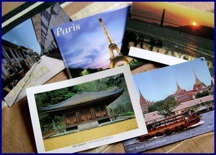 Écrire une carte postale 1   L'Atelier de la Culture   Scoop.it