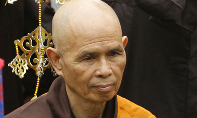 Thich Nhat Hanh: is mindfulness being corrupted by business and finance? | conscience | Scoop.it