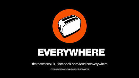 Everywhere, A Film About the Street Artists Known as The Toasters | The Artist's Method - Media & Technique | Scoop.it