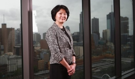 What the Chinese-born head of PwC people discovered about getting ahead in the West | Engage with Asia | Scoop.it