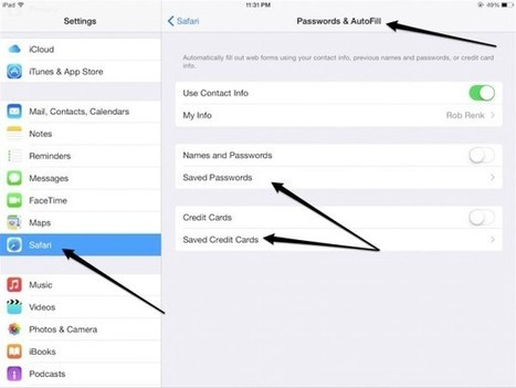 The (5) most useful features in Safari on the iPad | iPad Insight | Edtech PK-12 | Scoop.it