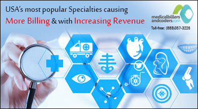 USA's most Popular Specialties Causing more Billing & with Increasing Revenue | Medical Billing Company | Scoop.it