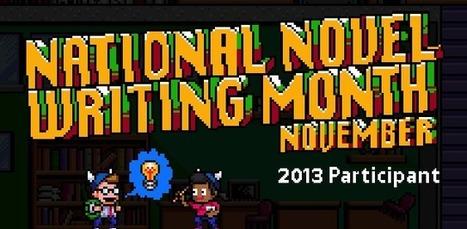 #NaNoWriMo 2013: The Journey Begins   La Gazzetta del Self-publishing   Scoop.it