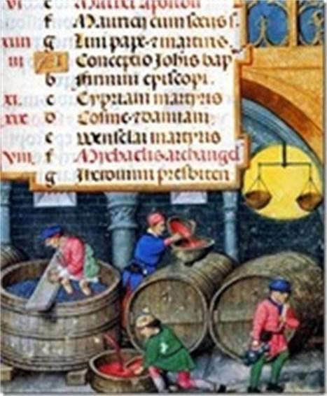 Geschiedenis van de Hagelandse wijn | achille | Scoop.it