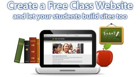 Weebly - Create a free website and a free blog | technologies | Scoop.it