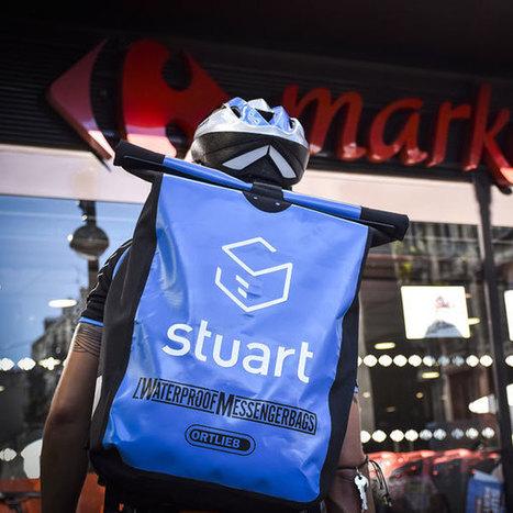 Llega a España Stuart, servicio de logística urbana de entregas en 1h para tiendas físicas y online - Ecommerce News | #ecommerce #retail | Scoop.it
