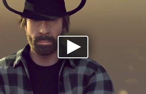Chuck Norris Just Put Van Damme's Epic Volvo Ad Completely to Shame | Work - Volvo | Scoop.it