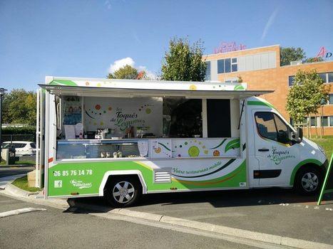 « Les toqués de légumes » Le nouveau Food Truck Bonduelle arrive sur les routes de la métropole Lilloise | la fin du yoyo | Scoop.it