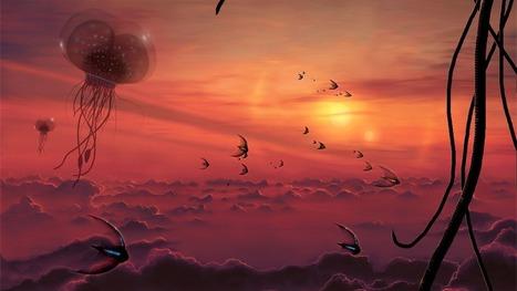 Des formes de vie pourraient très bien subsister dans l'atmosphère de certaines étoiles - GuruMeditation | L'atelier du futur | Scoop.it