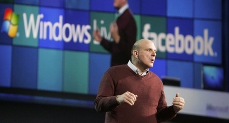 Microsoft attacks Google over privacy, ignores the exact same violations from its partner, Facebook | Entrepreneurship, Startups, Disruptive Technologies, Innovation | Scoop.it