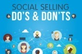 SlideShare: Do's & Don'ts of Social Selling | sales it | Scoop.it