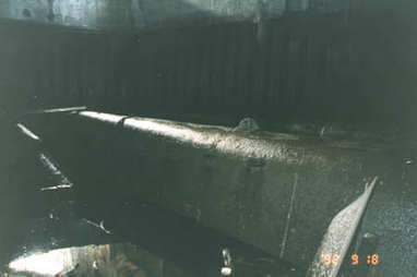 Three U Boats missing until 1985 when found in the Elbe U-boat bunker in Hamburg - WAR HISTORY ONLINE | DiverSync | Scoop.it