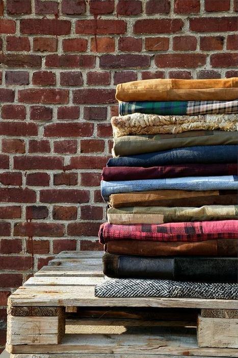 U-Clife : 1er éditeur de tissus et matières up-cyclés | Autres Vérités | Scoop.it