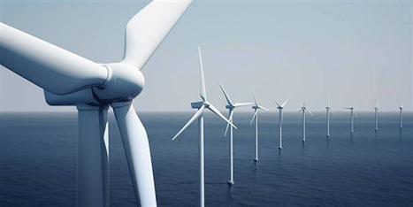 Eolien offshore: les candidats pour les 600 éoliennes française | fonctionnement et developpement éolien | Scoop.it
