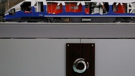 Alstom vend ses «TGV» aux Etats-Unis | Club Amérique du Nord | Scoop.it