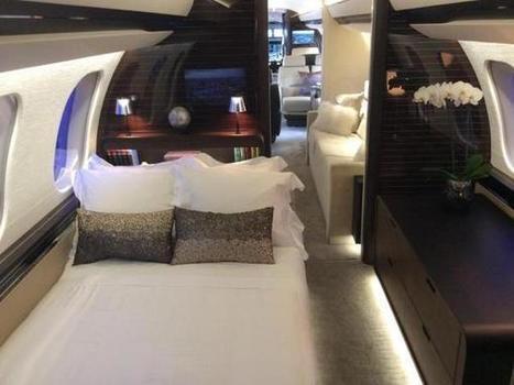 Bombardier's Global 7000 Biz Jet | Kenyon Clarke 's Luxury Likes | Scoop.it