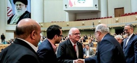 European investors on first visit to Iran - | news | Scoop.it