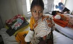 Bangladesh pide a la UE que no sancione a su industria textil - Qué.es | Problemática laboral en el sector textil en Perú | Scoop.it