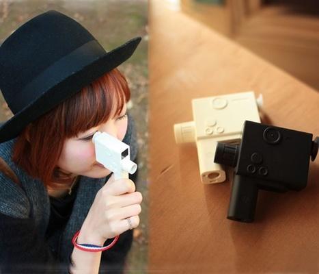 Bee Toy 8mm Movie Camera | VIM | Scoop.it