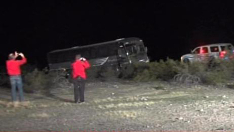 Passenger Threatens Greyhound Bus Occupants Causes Wreck   Personal Injury Law In The News   Scoop.it
