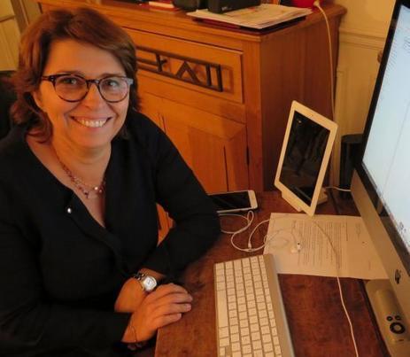 Elle a créé le premier réseau social des aidants | économie du vieillissement | Scoop.it