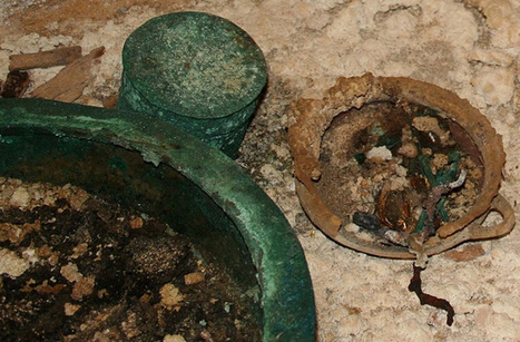 Intact royal Etruscan tomb opened after 2,600 years | Ancient Civilization | Scoop.it