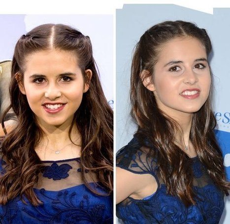 Carly Rose Sonenclar — Get Her Exact Glam Waves & Pretty Pout - Hollywood Life | Something Beautiful | Scoop.it
