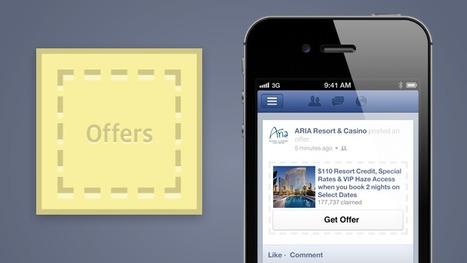 Facebook Studio: Facebook Offers Now Available Globally | veille Social Media | Scoop.it