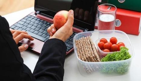 A B C D's of healthy workstation snacking - Just for Hearts | Diet Plans : Make Healthier Food Choices! | Scoop.it