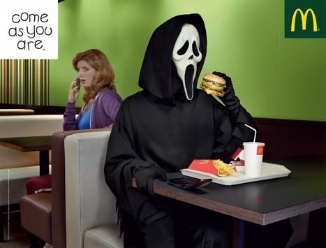 10 meilleurs publicités halloween 2013 | E-reputation & Communication | Scoop.it