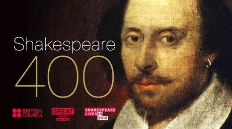 Shakespeare 400 | poetryarchive.org | EFL-ESL, ELT, Education | Language - Learning - Teaching - Educating | Scoop.it