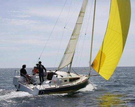 Finistère. Les chantiers navals surfent sur la crise | Ouest France Entreprises | Bretagne Info Nautisme : les entreprises du nautisme en Bretagne | Scoop.it