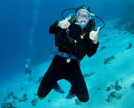The Golden Rule of Scuba Diving | All about water, the oceans, environmental issues | Scoop.it