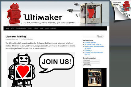 RasterWeb! MakerBot Marketing   DIY Manufacturing / 3d Printing   Scoop.it