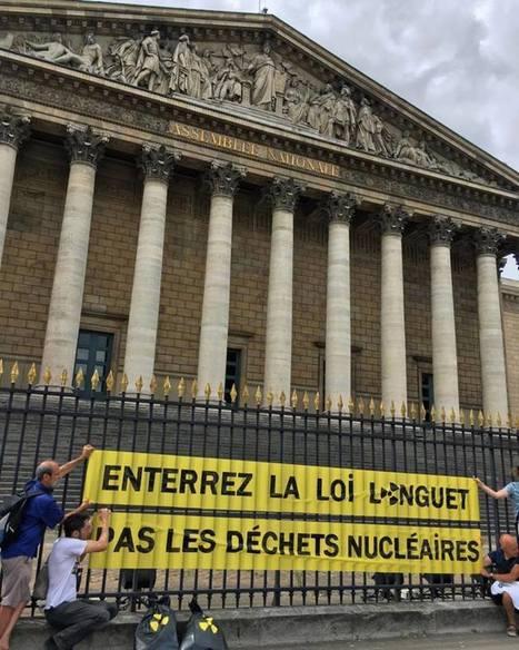 Enfouissement des déchets radioactifs : «On ne joue pas l'avenir des déchets nucléaires à Colin-maillard !» | HUMAN RIGHTS ? | Scoop.it