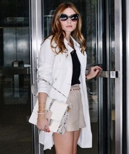 5 Style Lessons With Olivia Palermo | Every Day Style Guide | Scoop.it