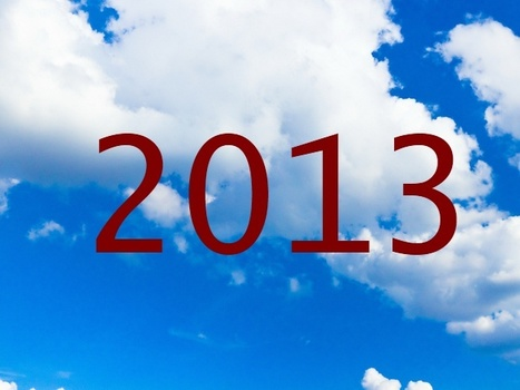 10 ways cloud computing will change in 2013 | ZDNet | Future of Cloud Computing and IoT | Scoop.it
