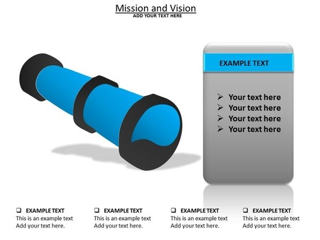 Download Best Editable Mission and Vision PowerPoint Templates and Themes | Personality Development PPT | Scoop.it