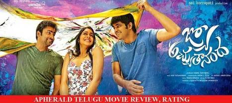 Jyo Achyutananda Telugu Movie Review, Rating   A Aa Telugu Movie Review, Rating   Scoop.it