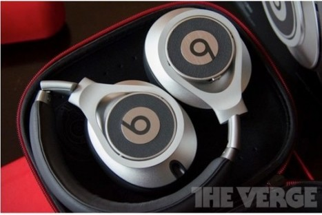 Beats presenta le nuove cuffie Executive | Luxury & Technology | Scoop.it