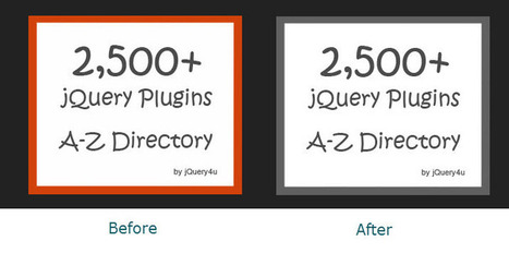 10 Cheeky Little jQuery Snippets | jQuery-Javascript | Scoop.it