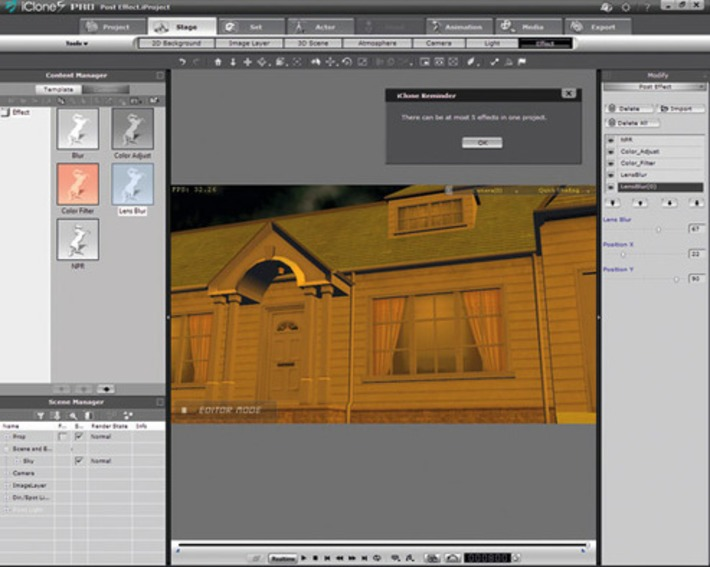 Software review: iClone5 Pro | 3D World | Machinimania | Scoop.it