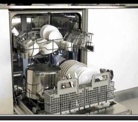 Le lave-vaisselle et la domotique | technologie 3ème | Scoop.it