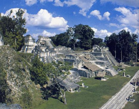 Historia del Arte maya | Templo I de Tikal | Kukulkán: El dios de dioses | Scoop.it