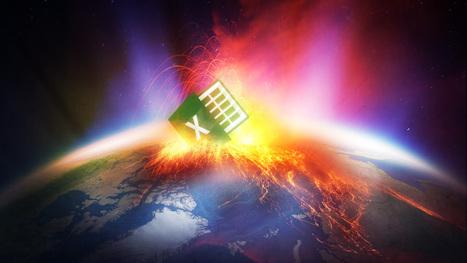 "Microsoft Excel: The ruiner of global economies? | L'impresa ""mobile"" | Scoop.it"