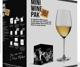 Mini Wine Packs – A revolution in wine packaging | Making Wine at Home | Scoop.it