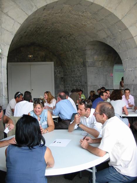 Rencontre speedmeeting e-tourisme avec présentation du  cycle du voyageur   etourisme - infos   Scoop.it