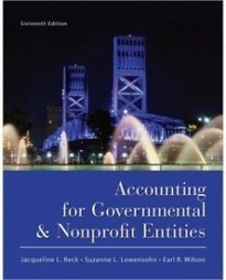 Test Bank For » Test Bank for Accounting for Governmental and Nonprofit Entities, 16th Edition: Jacqueline L. Reck Download | Business Exam Test Banks | Scoop.it