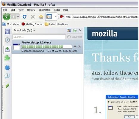 10 extensions pour perfectionner votre productivité dans Firefox | Time to Learn | Scoop.it